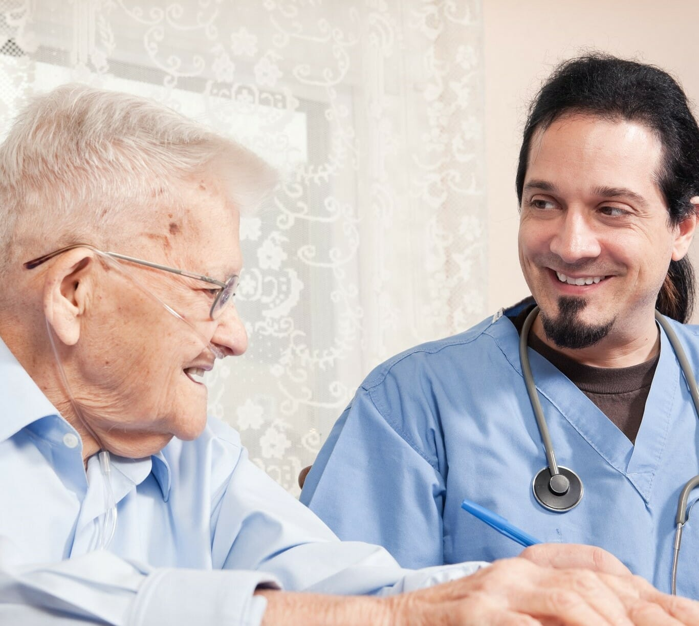 Home-based patient centered care enabled by digital health